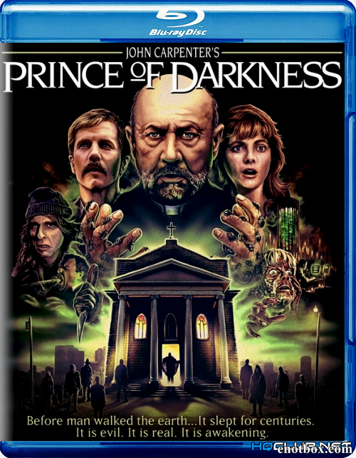 Князь тьмы / Prince of Darkness (1987/HDRip)