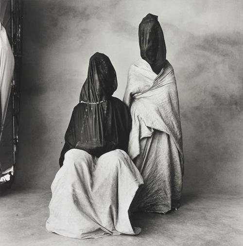 Two Guedras, Morocco, 1971.jpg