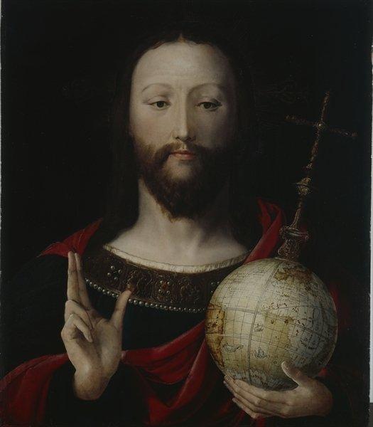 Christ with globe - 'Salvator Mundi', lower Rhine, 1537-45.jpg