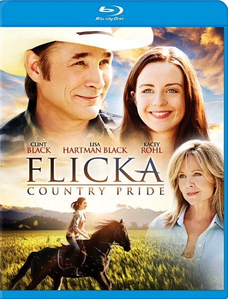 Флика: гордость страны / Flicka: Country Pride (2012) BDRip 720p + DVD5 + HDRip