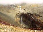 Овражек в мягких вулканических отложениях..JPG