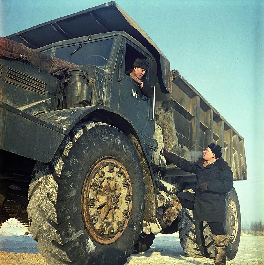 Кимберлитовая трубка Мир открыта в 1955 году.jpg