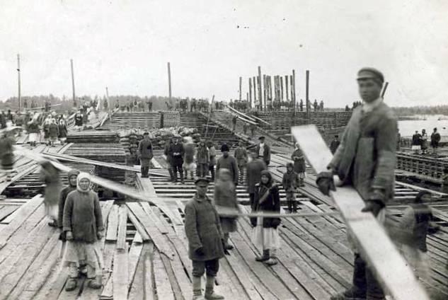 Беляны - русский деревянный авианосец