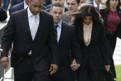 Звёздная пара из реалити-шоу Америки осуждена за мошенничество
