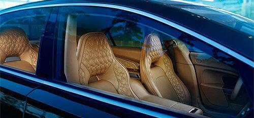Aston Martin представил седан Lagonda