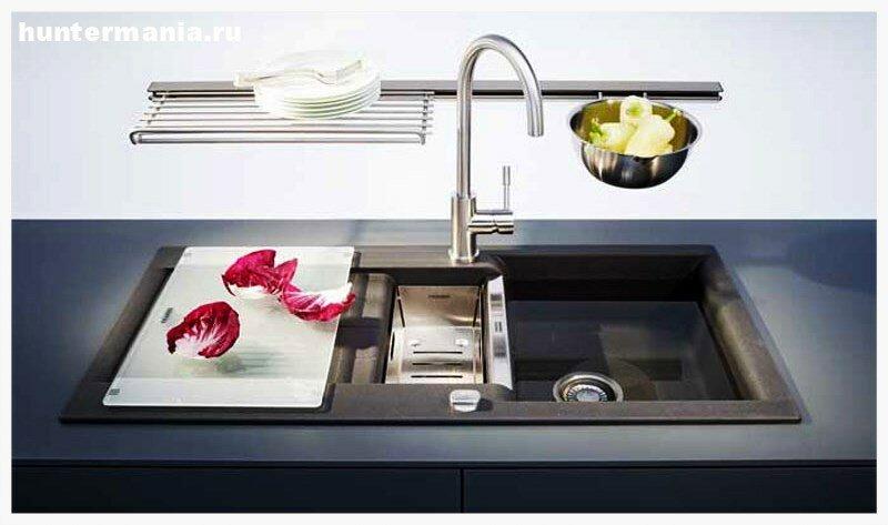 Мойка - предмет первой необходимости на кухне