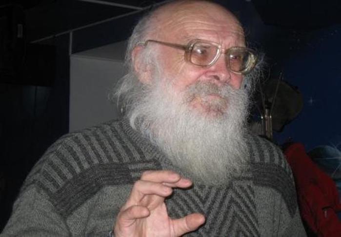Черниговский подвижник Святослав Хрыкин