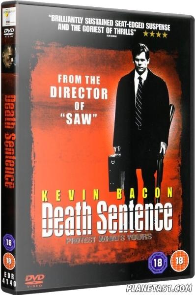 Смертный приговор / Death Sentence (2007/HDRip)