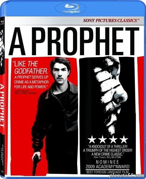 Пророк / A Prophet / Un prophète (2009/HDRip/BDRip) + AVC