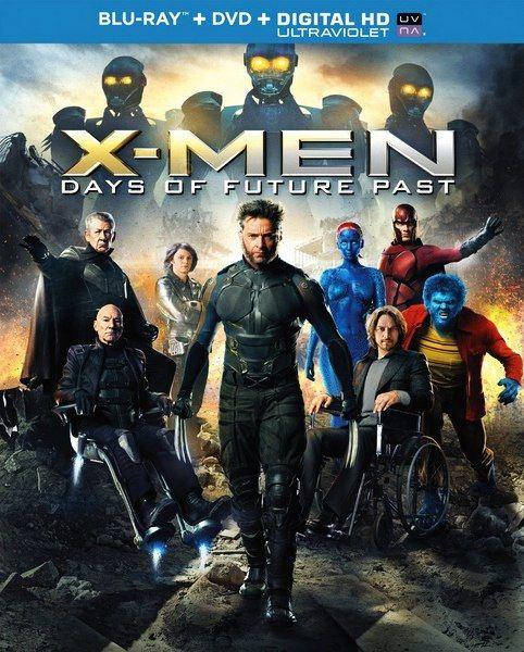 Люди Икс: Дни минувшего будущего / X-Men: Days of Future Past [EXTENDED] (2014) BDRip 1080p/720p + HDRip