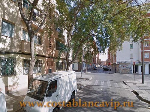 квартира в Valencia, CostablancaVIP, квартира в Валенсии, недвижимость в Испании, недвижимость от банков, залоговая недвижимость, недорогая недвижимость в Испании, недвижимость дешево, банковская недвижимость, Costa Blanca