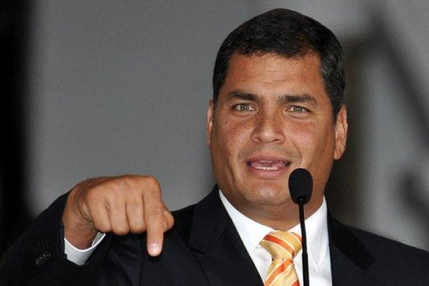 Президент Эквадора надеется на визит Лукашенко