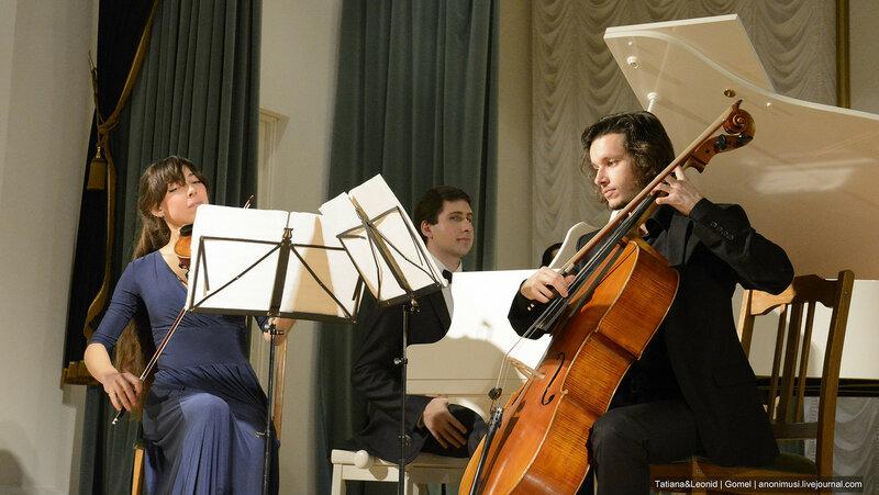 1 Форум классической музыки. 3 день. Гомель