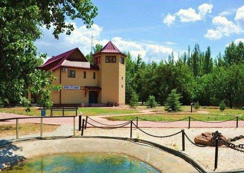 центр туризма и отдыха «Пересвет»