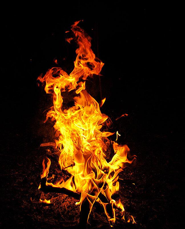 Лики огня