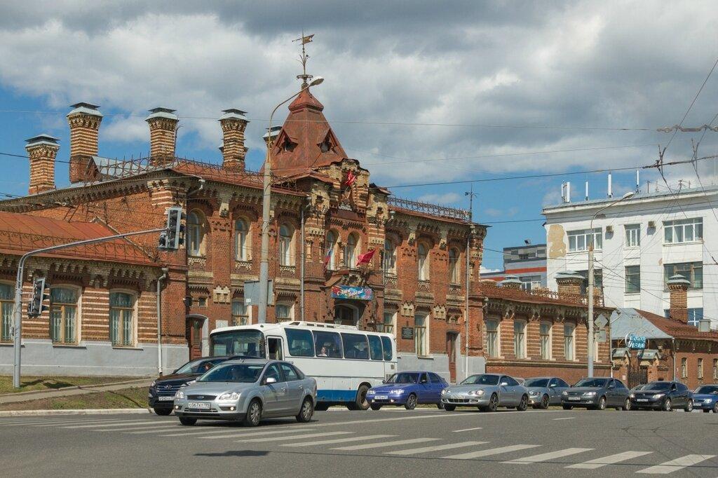 Владимирский авиамеханический колледж, бывшее Мальцовское училище