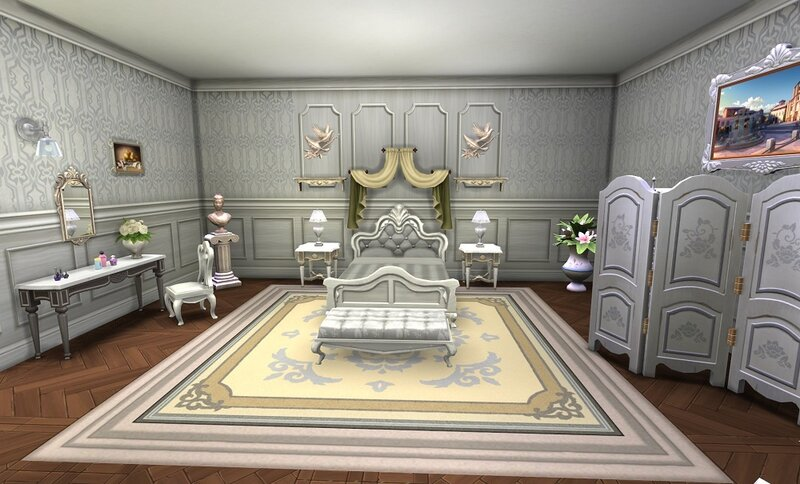Bedroom Or maybe I'm Countess by ihelen