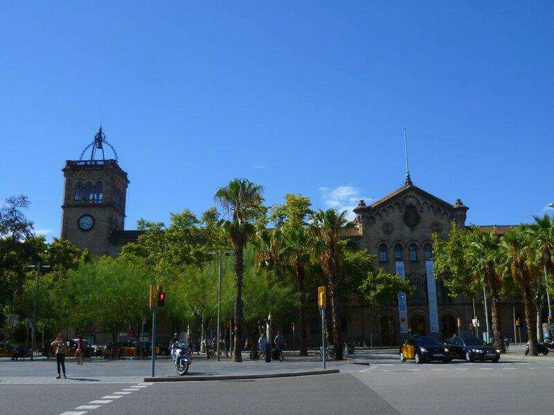 Барселона – университет (Barcelona – University)