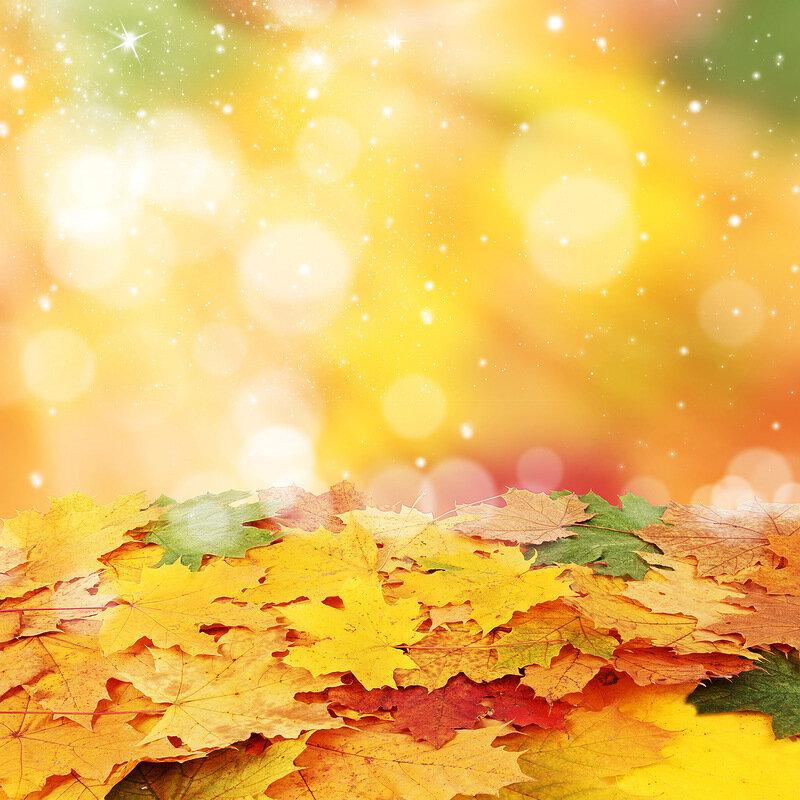 Картинки про осень для презентации, доброе