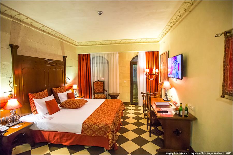 Отель Богатырь в Сочи