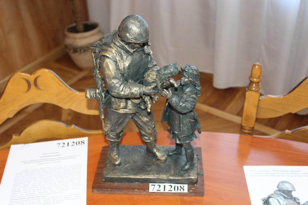 В Крыму выбрали как будет выглядеть памятник «вежливым людям»