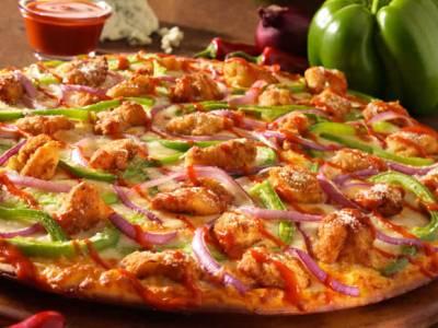 Пицца пятиминутка