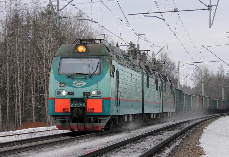 2ЭС4К-021 Дончак