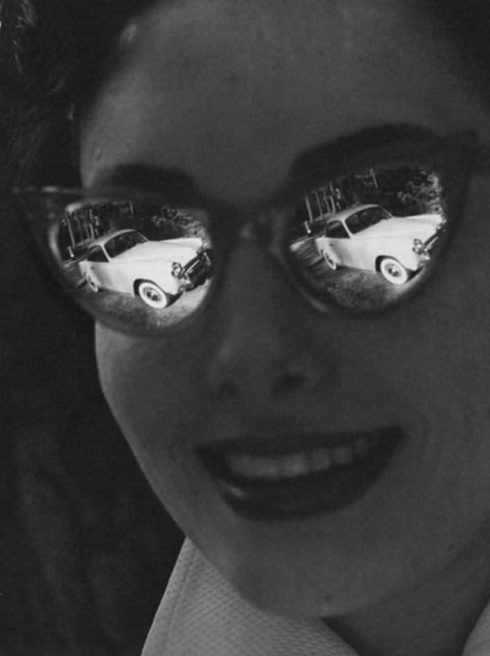 1950. Очки