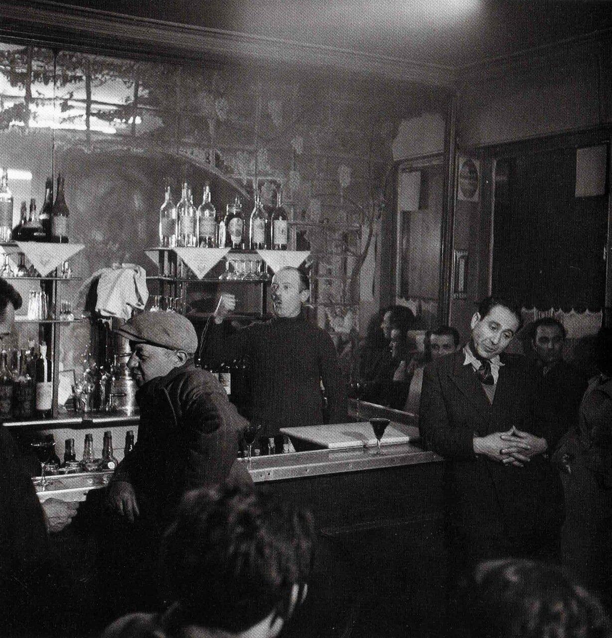 1950. Четыре Сержанты из Ла-Рошель, Рю Кловис