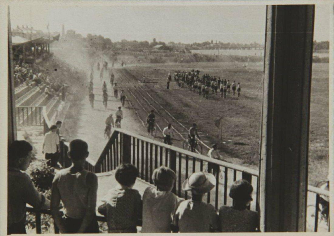 1930-е. Мотогонки