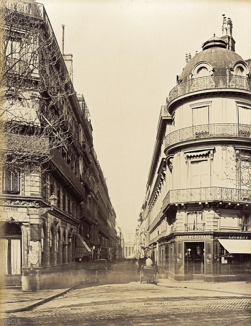 1879. Рю Лаффит