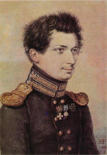 Иван Дмитриевич ЯКУШКИН