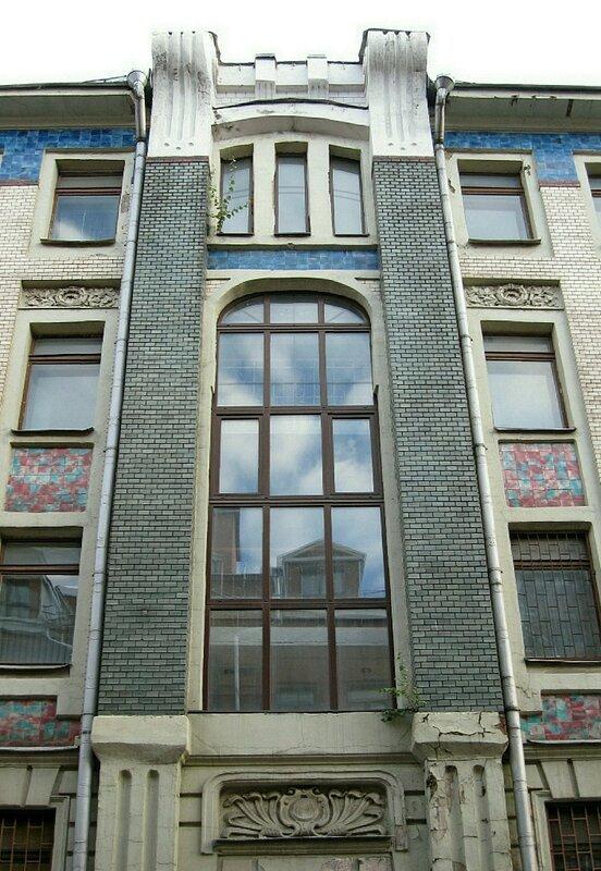 Доходный дом Н.И.Пузанкова
