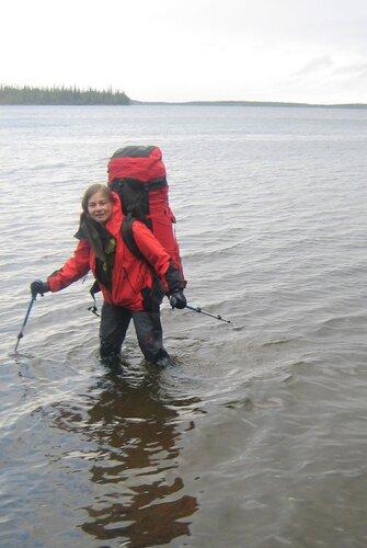ходить по воде...2