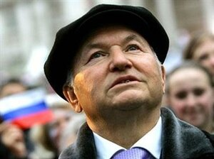 Юрий Лужков собирается вернуться в политику