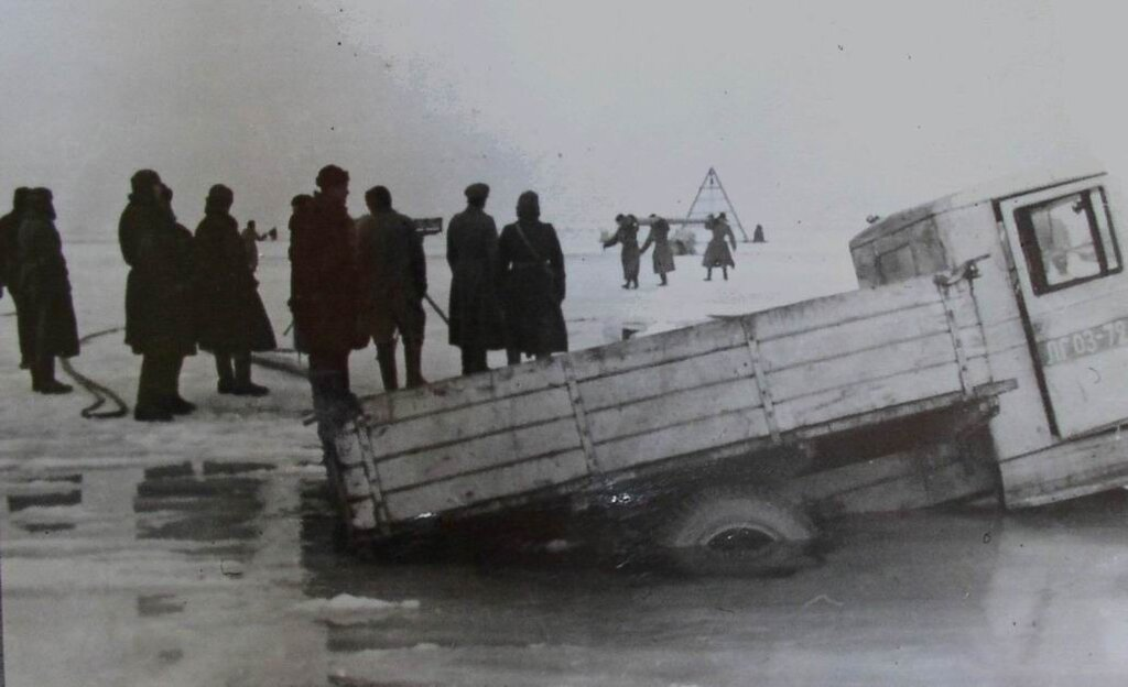«Дорога жизни» блокадного Ленинграда