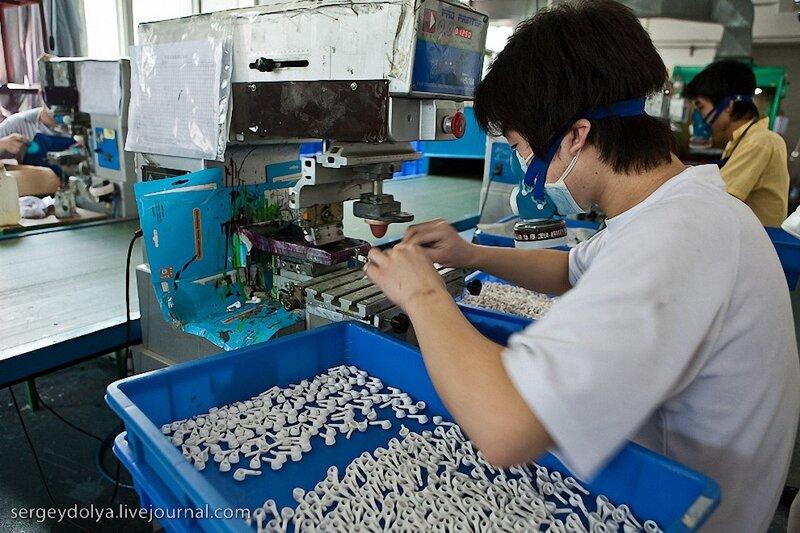 производство силиконовых приманок в китае