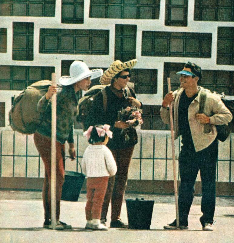 Туристов можно встретить в любом уголке Одессы