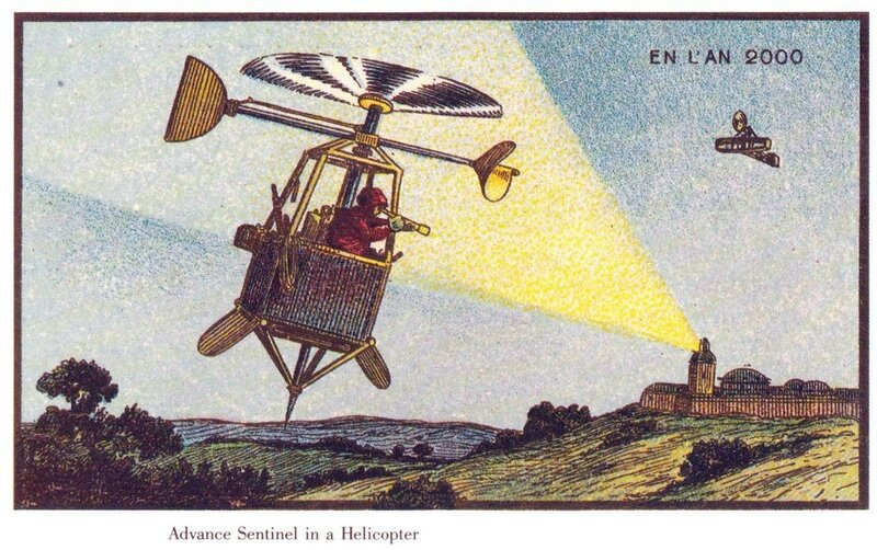France_in_XXI_Century._Helicopter
