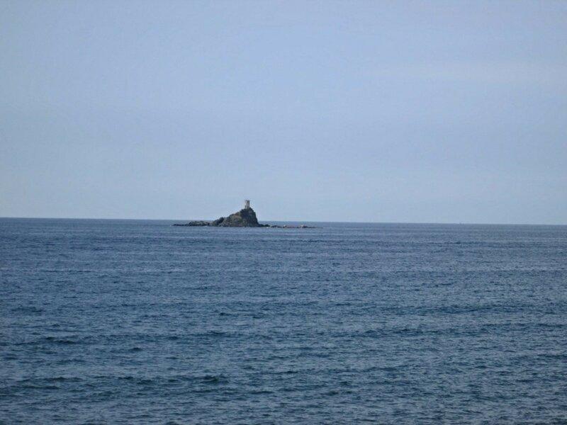бухта Анна, Ливадия