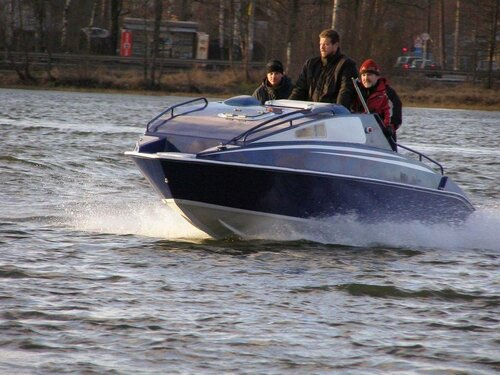 Американские алюминиевые катера: сочетание качества и надежности