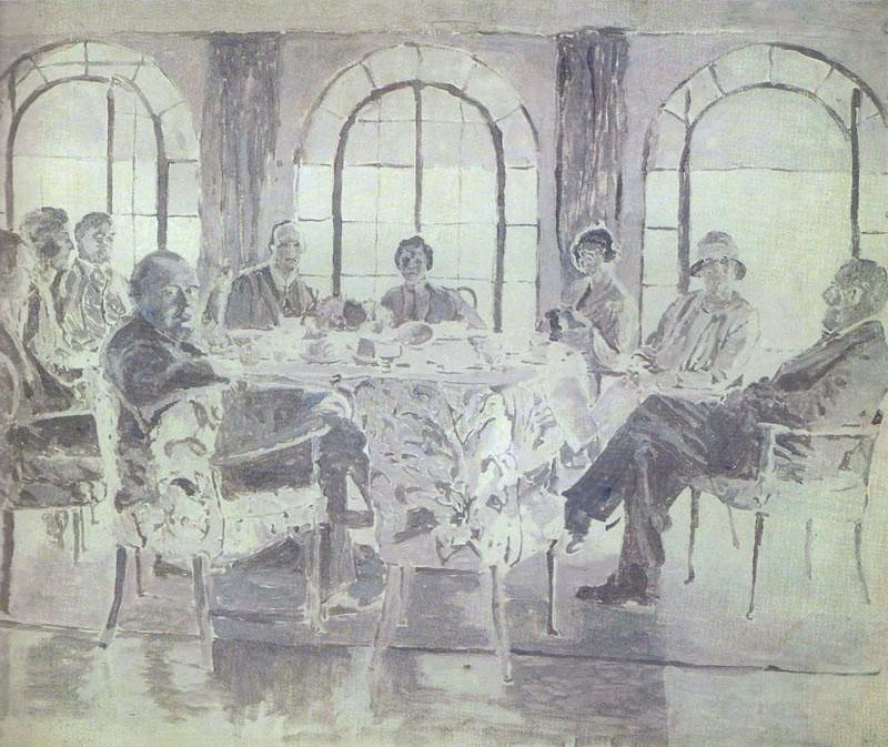 + 1928 Чаепитие в Чартвелле..jpg