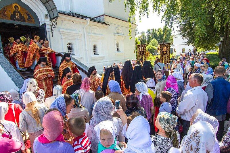 Борисоглебский мужской монастырь г.Дмитров