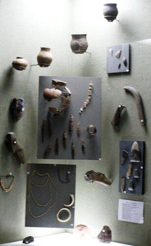 каменный век посуда