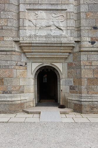 Замок Дрого