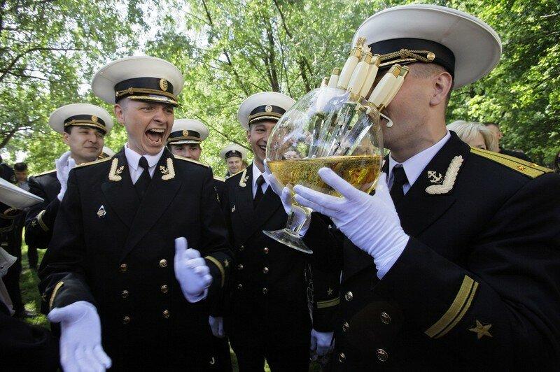 Russia Graduation