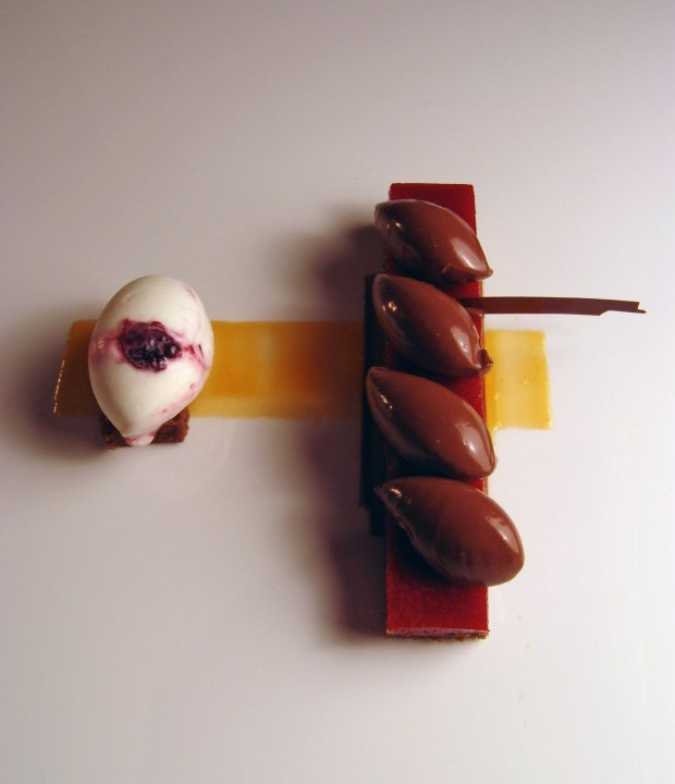 Коротко о вкусном. Шеф-повар ресторана Nobu57 Габриэль Рива / Gabriele Riva. 28 фото
