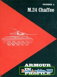 Книга Armour in Profile Number 6: M.24 Chaffee