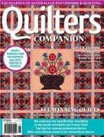 Журнал Quilters Companion №4-5 2014 pdf 109Мб