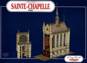 Журнал Sainte-Chapelle Paris (L\'Instant Durable N 38)